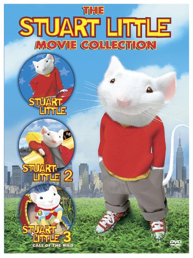STUART LITTLE MOVIE COLLECTION (DVD)